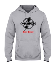 WMET - Chicago Illinois Hooded Sweatshirt thumbnail