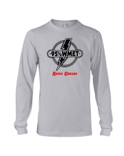 WMET - Chicago Illinois Long Sleeve Tee thumbnail