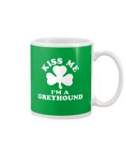 Kiss Me I'm a Greyhound Mug thumbnail