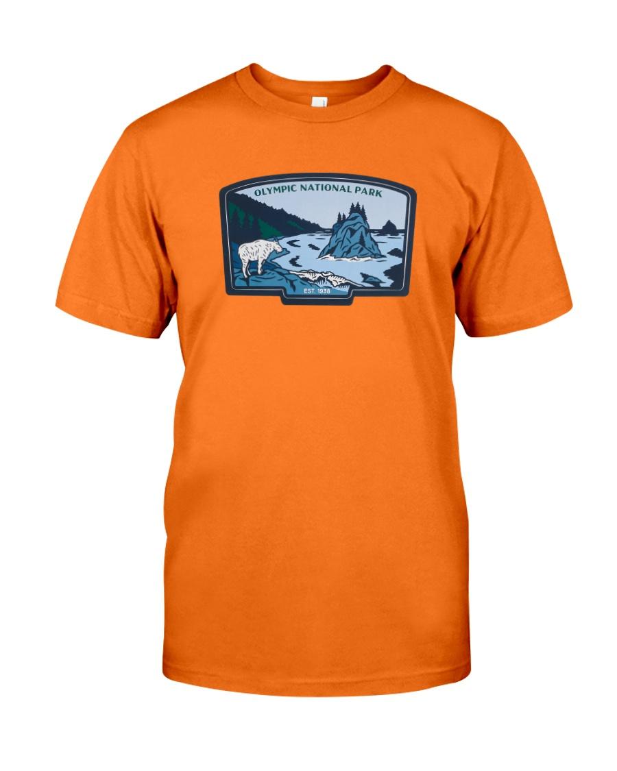 Olympic National Park - Washington Classic T-Shirt