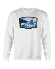 Olympic National Park - Washington Crewneck Sweatshirt thumbnail