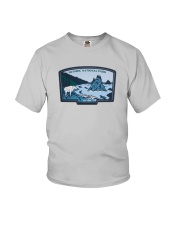 Olympic National Park - Washington Youth T-Shirt thumbnail