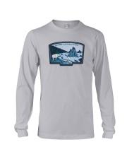 Olympic National Park - Washington Long Sleeve Tee thumbnail