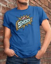 Detroit Shock Classic T-Shirt apparel-classic-tshirt-lifestyle-26