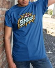 Detroit Shock Classic T-Shirt apparel-classic-tshirt-lifestyle-27