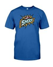 Detroit Shock Classic T-Shirt front