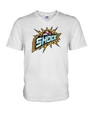 Detroit Shock V-Neck T-Shirt thumbnail