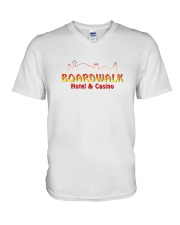 Boardwalk Hotel and Casino V-Neck T-Shirt thumbnail