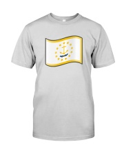 State Flag of Rhode Island Premium Fit Mens Tee thumbnail