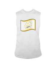 State Flag of Rhode Island Sleeveless Tee thumbnail
