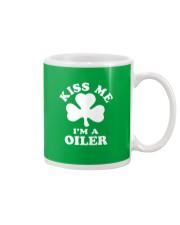 Kiss Me I'm a Oiler Mug thumbnail