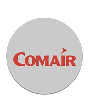 Comair Circle Coaster tile