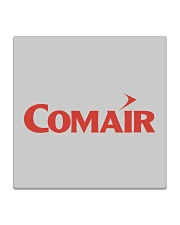 Comair Square Coaster tile
