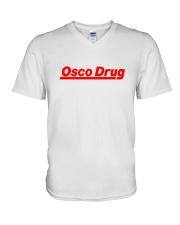 Osco Drug V-Neck T-Shirt thumbnail