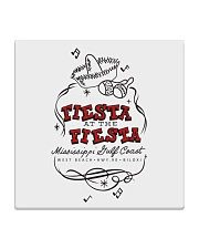Fiesta at the Fiesta - Biloxi Mississippi Square Coaster tile