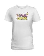 New Orleans - Mardi Gras Ladies T-Shirt thumbnail