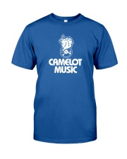 Camelot Music Classic T-Shirt front