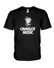Camelot Music V-Neck T-Shirt thumbnail