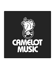 Camelot Music Square Coaster thumbnail