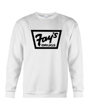 Fay's Drugs Crewneck Sweatshirt front
