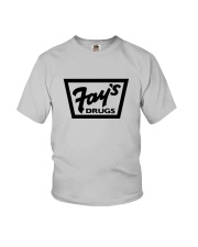 Fay's Drugs Youth T-Shirt thumbnail
