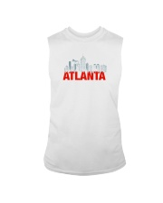 The Atlanta Skyline Sleeveless Tee thumbnail