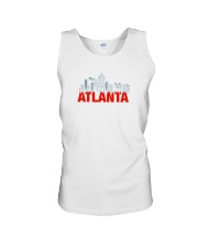 The Atlanta Skyline Unisex Tank thumbnail