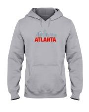 The Atlanta Skyline Hooded Sweatshirt thumbnail