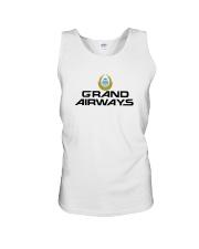 Grand Airways Unisex Tank thumbnail