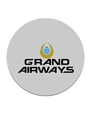 Grand Airways Circle Coaster thumbnail