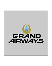 Grand Airways Square Coaster thumbnail