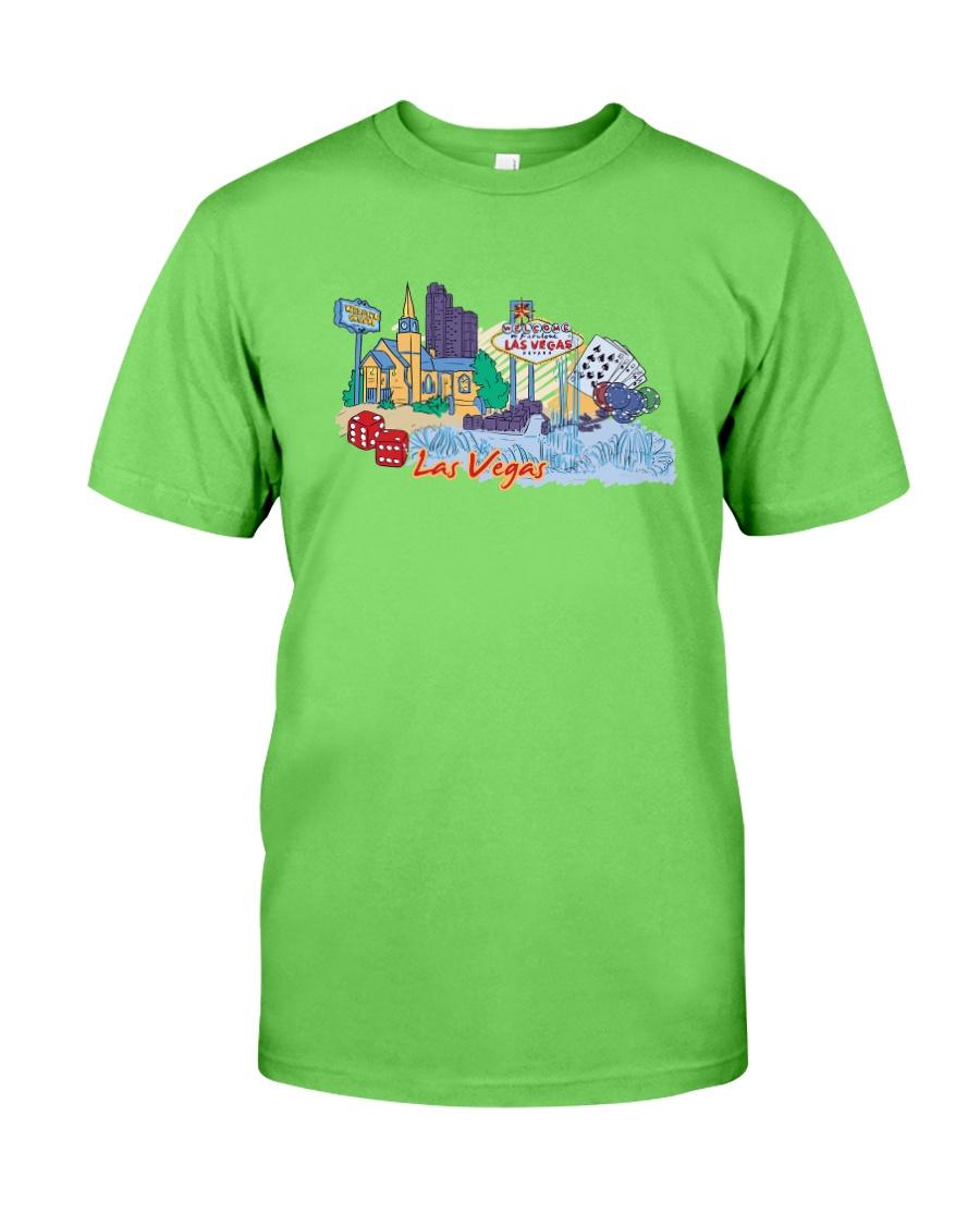 Las Vegas - Nevada Classic T-Shirt