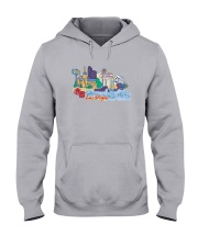 Las Vegas - Nevada Hooded Sweatshirt thumbnail