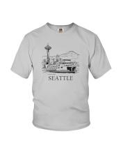 Seattle - Washington Youth T-Shirt thumbnail