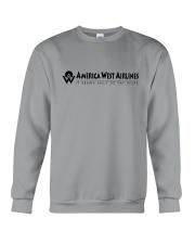 America West Airlines Crewneck Sweatshirt thumbnail