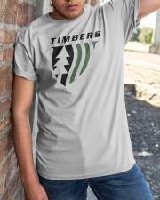 Portland Timbers Classic T-Shirt apparel-classic-tshirt-lifestyle-27