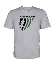 Portland Timbers V-Neck T-Shirt thumbnail