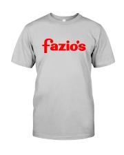Fazio's Classic T-Shirt front