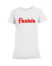 Fazio's Premium Fit Ladies Tee thumbnail