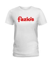 Fazio's Ladies T-Shirt thumbnail