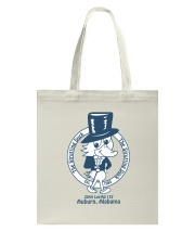 The Strutting Duck - Auburn Alabama Tote Bag thumbnail