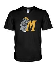 Modesto Athletics V-Neck T-Shirt thumbnail