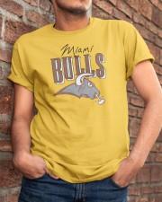 Miami Bulls Classic T-Shirt apparel-classic-tshirt-lifestyle-26