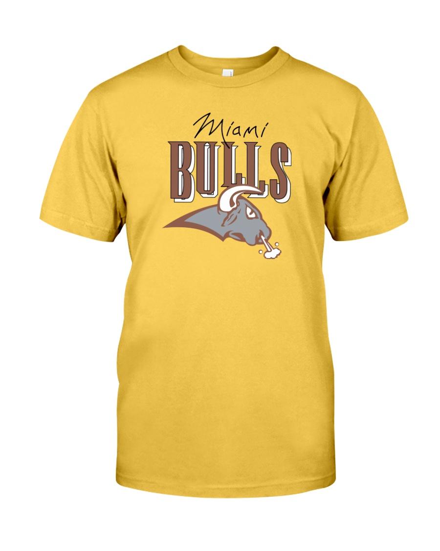 Miami Bulls Classic T-Shirt
