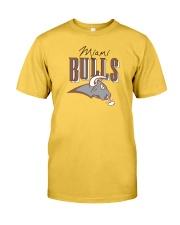 Miami Bulls Classic T-Shirt front