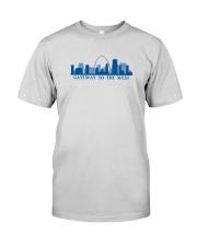 The St Louis Skyline Premium Fit Mens Tee thumbnail