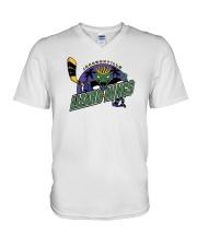 Jacksonville Lizard Kings V-Neck T-Shirt thumbnail