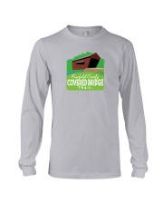 Covered Bridge Trail - Fairfield County Ohio Long Sleeve Tee thumbnail