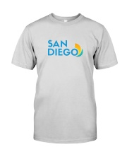 San Diego - California Premium Fit Mens Tee tile
