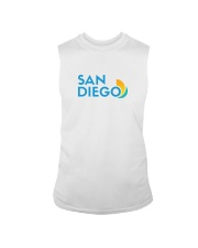 San Diego - California Sleeveless Tee tile